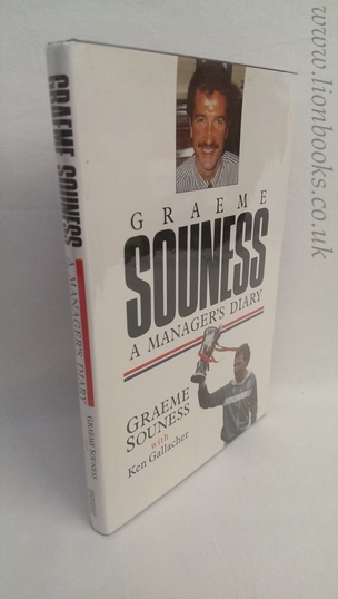 Image for Graeme Souness: A Manager's Diary