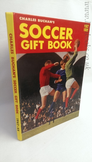Image for Soccer Gift Book 1967-68