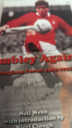 Image for Wembley Again! Nottingham Forest 1985-1992