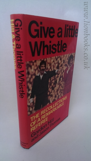 Image for Give A Little Whistle.