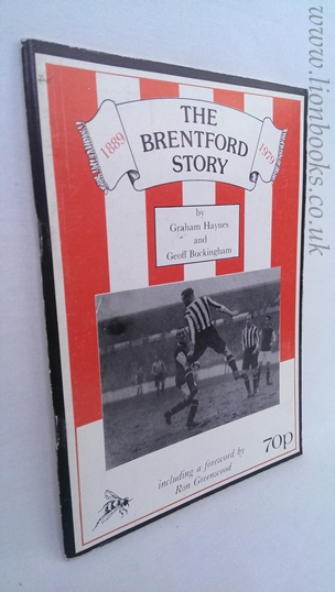 Image for The Brentford Story 1889 - 1979
