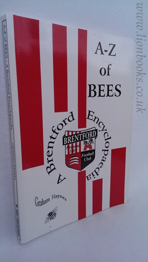 Image for A-Z of Bees: Brentford Encyclopaedia