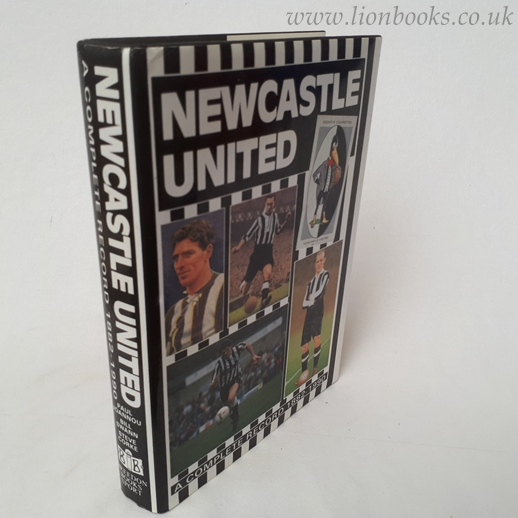 Image for Newcastle United: a Complete Record, 1882-1990