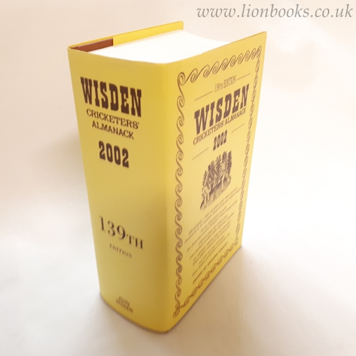 Image for Wisden Cricketers' Almanack 2002