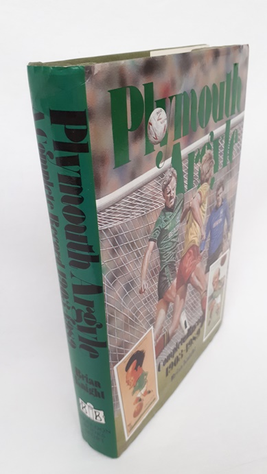 Image for Plymouth Argyle - Complete Record 1903-1989