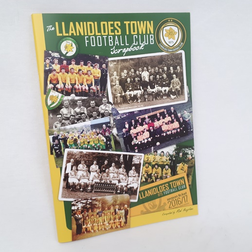 Image for Llanidloes Town Football Club Scrapbook