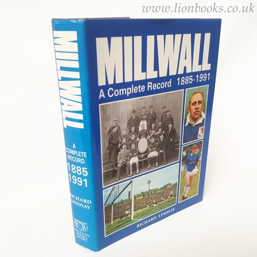 Image for Millwall - A Complete Record 1885-1991