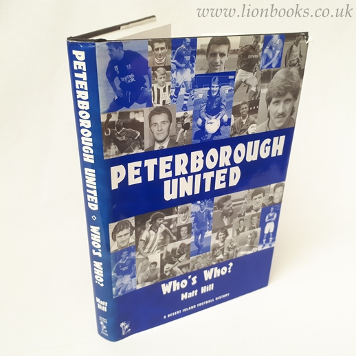 Image for Peterborough United Who's Who
