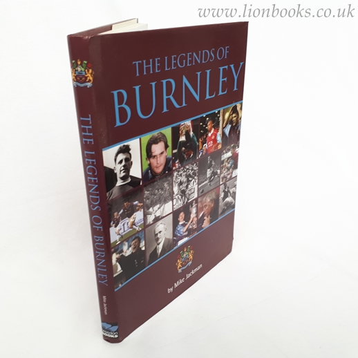 Image for The Legends of Burnley