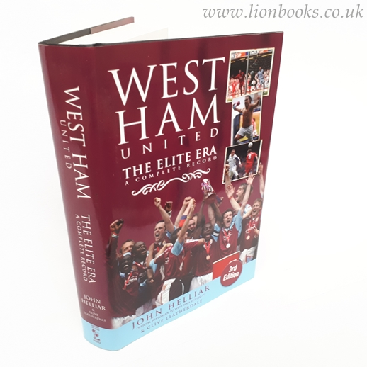 Image for West Ham United: The Elite Era 1958-2007: A Complete Record