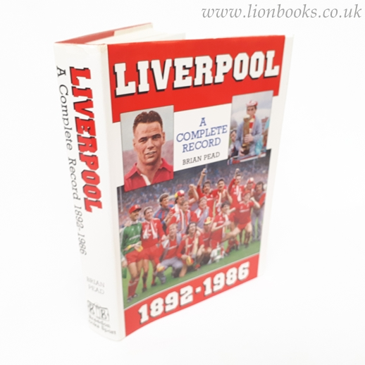 Image for Liverpool - A Complete Record 1892-1986