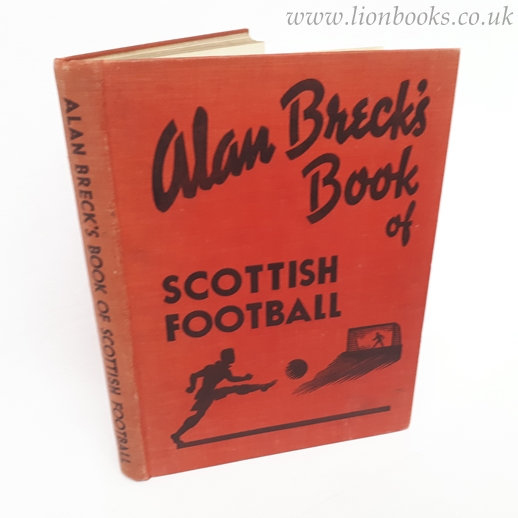 Image for Alan Breck's Book Of Scottish Football