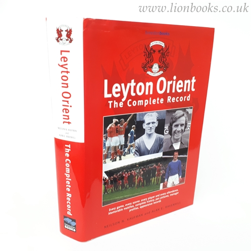 Image for Leyton Orient: The Complete Record