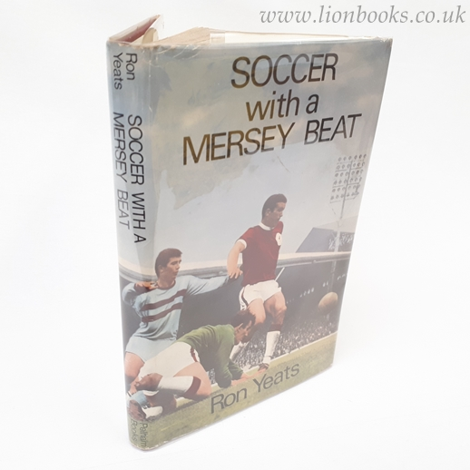 Image for Soccer With A Mersey Beat.