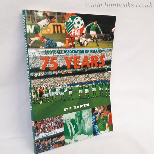 Image for Football Association of Ireland: 75 years