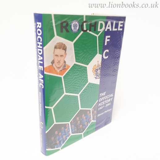 Image for Rochdale AFC: the Official History 1907-2001