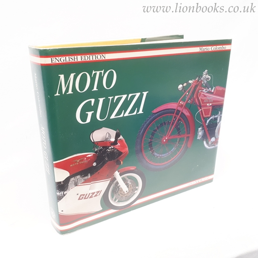 Image for Moto Guzzi English Edition