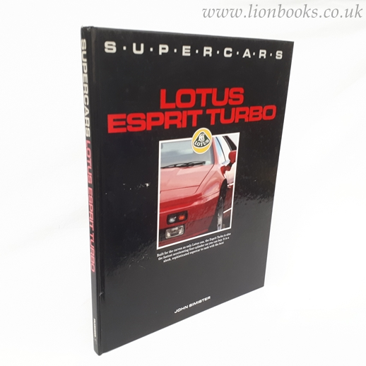 Image for Lotus Esprit Turbo (Supercars)