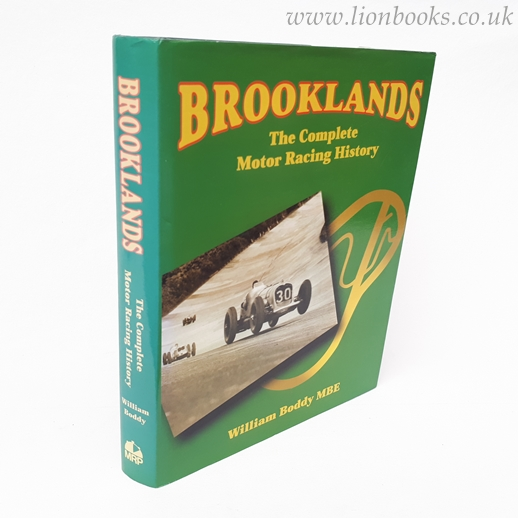 Image for Brooklands: the Complete Motor Racing History
