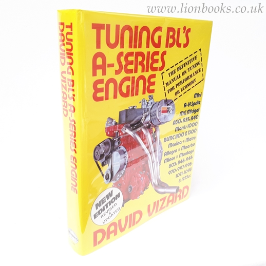 Image for Tuning British Leyland's 'A' Series Engine