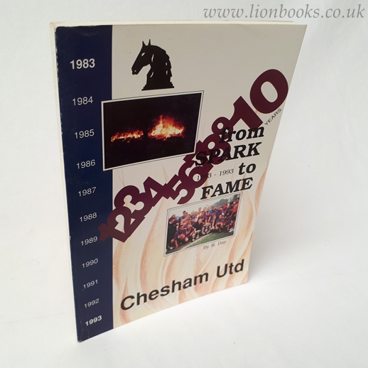 Image for Chesham United - from Spark to Flame