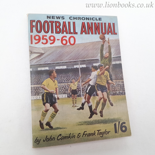 Image for News Chronicle Football Annual 1959-60