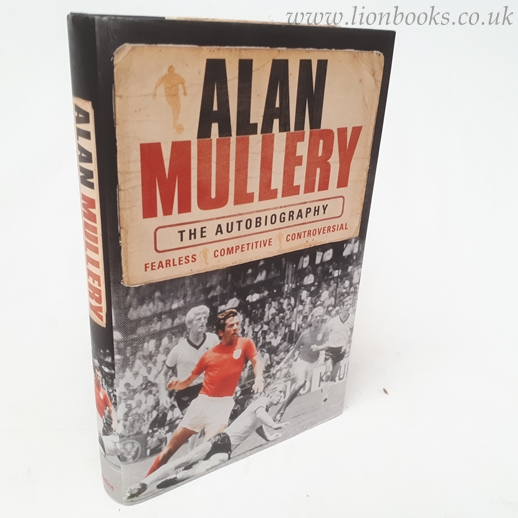 Image for Alan Mullery Autobiography