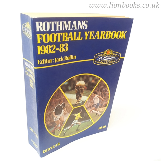 Image for Rothmans Football Yearbook 1982-83 (# 13)