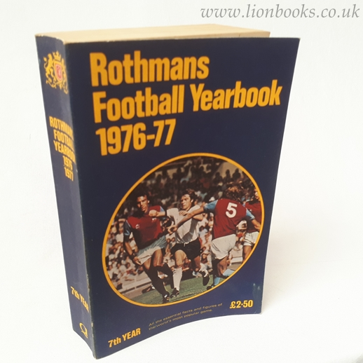 Image for Rothmans Football Yearbook 1976-77 (# 7)