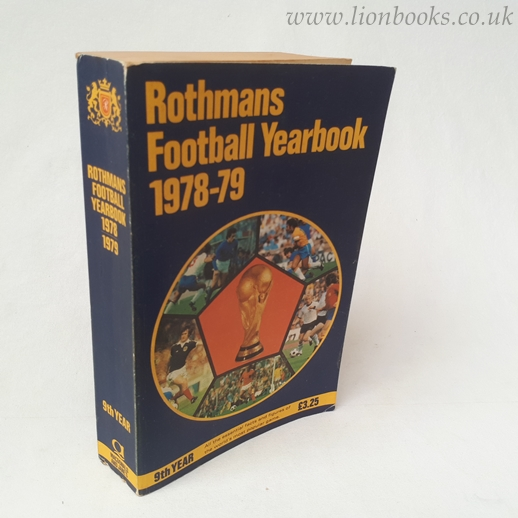 Image for Rothmans Football Yearbook 1978-79 (# 9)