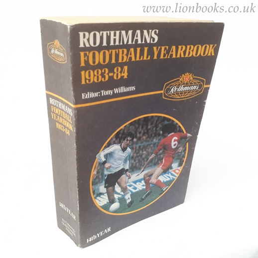 Image for Rothmans Football Yearbook 1983-84 (# 14 )