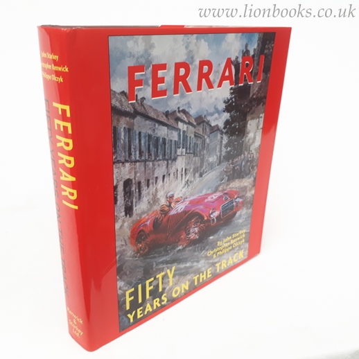 Image for Ferrari - Fifty Years on the Track