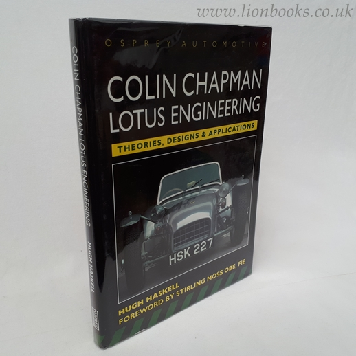 Image for Colin Chapman Lotus Engineering