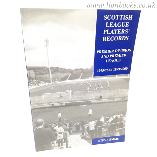 Image for Scottish League Players' Records 1975-2000