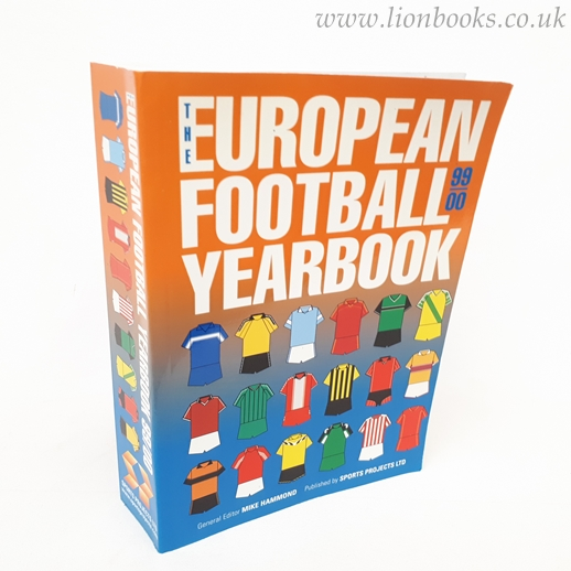 Image for European Football Yearbook 1999-2000