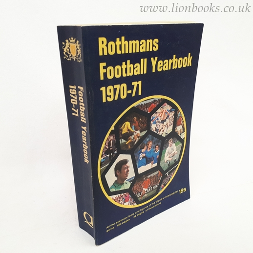 Image for Rothmans Football Yearbook 1970-71 (# 1)