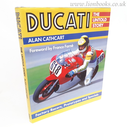 Image for DUCATI - the UNTOLD STORY