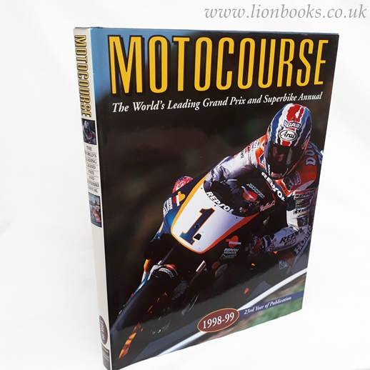 Image for Motocourse 1998-99
