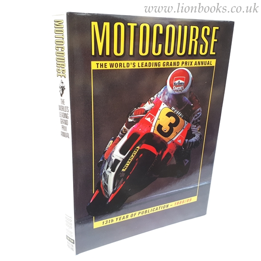 Image for Motocourse 1988-1989