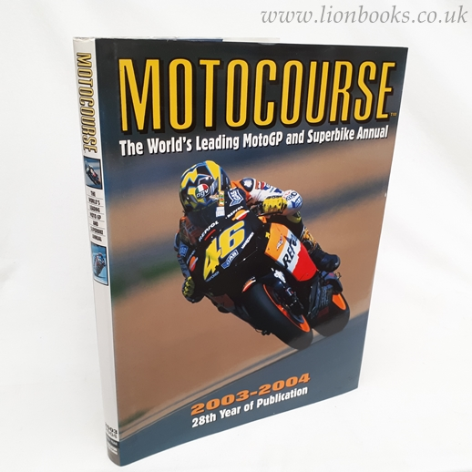 Image for Motocourse 2003-2004