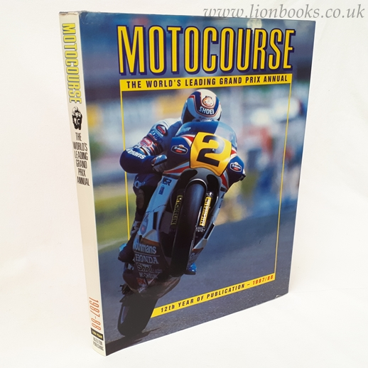 Image for Motocourse 1987-88 (12th Year)