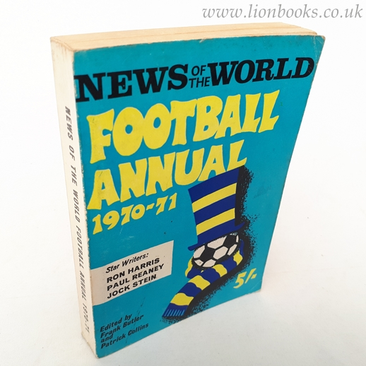 Image for News of the World Football Annual 1970-71