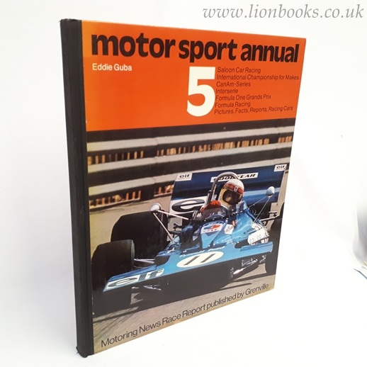 Image for Motor Sport Annual 5