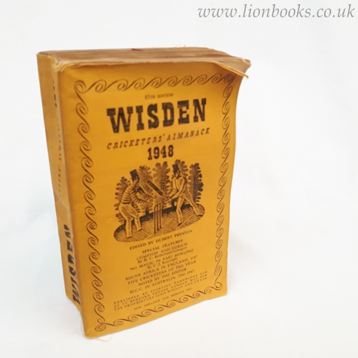 Image for Wisden Cricketers' Almanack 1948