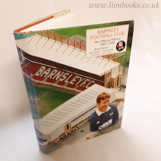 Image for Barnsley Football Club; the Official History 1887-1998