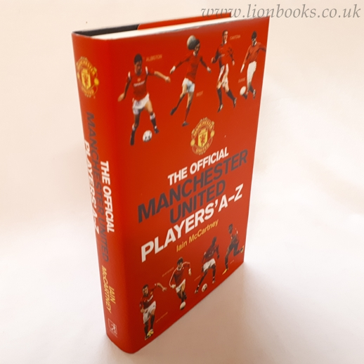 Image for The Official Manchester United Players' A-Z