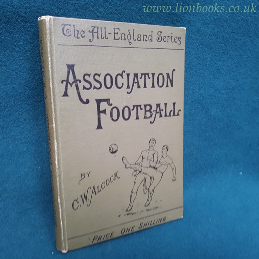 Image for Association Football The All-England Series