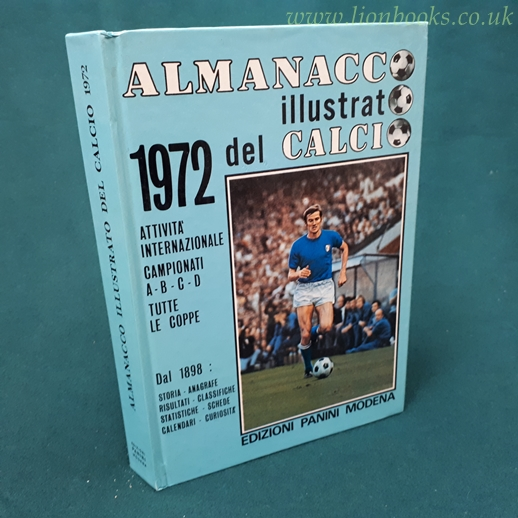 Image for Almanacco Illustrato Del Calcio 1972