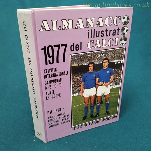 Image for Almanacco Illustrato Del Calcio 1977