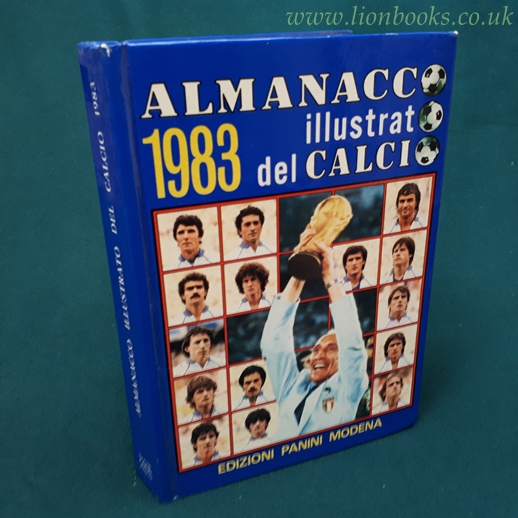 Image for Almanacco Illustrato Del Calcio 1983